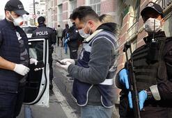 Son dakika... Bugün İstanbul 19.00a kadar... Corona virüse karşı maske taktılar