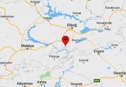 Son dakika haberi   Elazığ Sivricede korkutan deprem Depremin büyüklüğü...