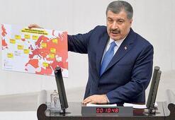 Sağlık Bakanı Koca Meclis'i bilgilendirdi: Altyapımız kötü  senaryolara hazır