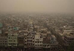 Hava kirliliği virüse yarıyor