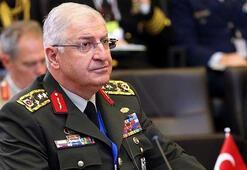 Genelkurmay Başkanı Orgeneral Gülerden şehit askerler için taziye mesajı