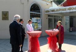 İtalyan gelin ve Türk damadın nikahı tedbir amaçlı bahçede kıyıldı
