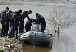 Manisada bir barajda daha insan bedenine ait parçalar bulundu