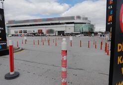 Ankarada bazı AVMler, corona virüs tedbiri için kapatıldı