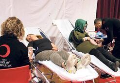 Kan bağışında % 33 azalma