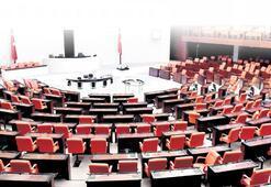 Uzlaştırma paketi Meclis'e sunuldu