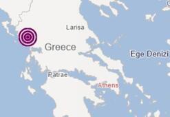 Son dakika | Yunanistanda korkutan şiddetli deprem