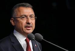 Cumhurbaşkanı Yardımcısı Fuat Oktaydan Miraç Kandili mesajı