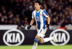 Espanyolda oynayan Wu Lei, corona virüse yakalandı