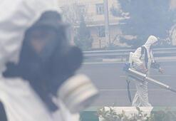 İranda korkunç bilanço Corona virüsüne karşı kullandıkları sahte içkiden zehirlenen 194 kişi öldü
