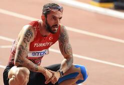 Milli atlet Ramil Guliyevden evde kal çağrısı