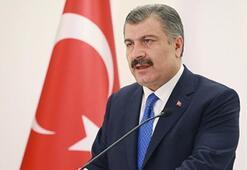 Sağlık Bakanı Kocadan Kılıçdaroğluna başsağlığı mesajı