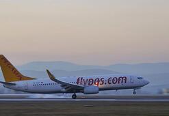 Pegasustan 65 yaş üstü yolcuları için duyuru