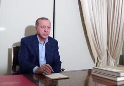 Son dakika haberi... Cumhurbaşkanı Erdoğandan corona virüs uyarısı: Mutlaka evlerimizde kalmaya devam edelim