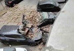 Hırvatistanda şiddetli deprem