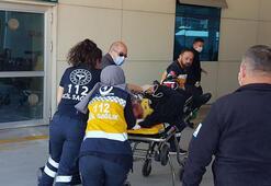 Düzce'de güvenlik görevlisi başından vurulmuş halde yaralı bulundu