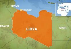 Hafter milislerinden Trablusa roketli saldırı