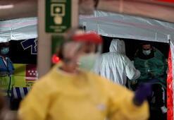 İspanyada bir günde 394 ölü