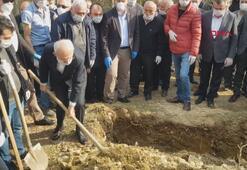 Kılıçdaroğlunun kız kardeşi için cenaze töreni düzenlendi