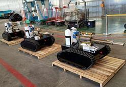 Salgın karşıtı robot koronavirüsle mücadele edecek