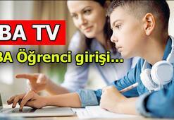 EBA giriş sayfası | EBA TVden Türkçe, Matematik, Edebiyat, Din dersi izle