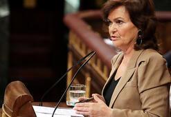 Son dakika...İspanya Başbakan Yardımcısı Calvo hastaneye kaldırıldı, corona virüsü test sonucu bekleniyor