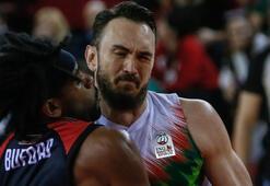 Gaziantep Basketbolda 2 oyuncuyla yollar ayrıldı