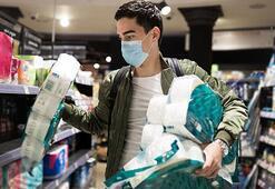Corona virüste herkesin atladığı ayrıntı: Markette ürünleri elinizle değil gözünüzle seçin