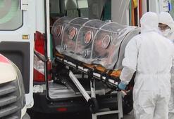 Son dakika | Yurt dışından geldiğini saklayan kişi corona virüsten hayatını kaybetti Temas ettiği 70 kişi...