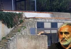 Sinan Çetin, Büyükadadaki evine duvar ördü iddiası