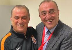 Galatasaraydan Fatih Terim ve Abdurrahim Albayrak paylaşımı