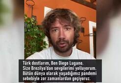 Fenerbahçenin efsane oyuncusu Lugano Skorere özel bir mesaj yayınladı