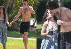 Camila Cabello ile Shawn Mendes aşka geldi