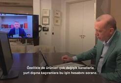 Cumhurbaşkanı Erdoğandan corona virüs açıklaması