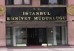 İstanbul Emniyet Müdürlüğünde corona vürüs tedbirleri artırıldı