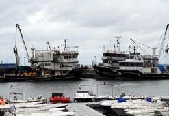 Corona virüs yüzünden Tekirdağlı balıkçılar sezonu erken kapattı