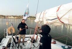 Türk denizciler virüs önlemlerine takıldı