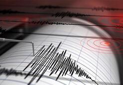 Son dakika   Osmaniyede 3.5 büyüklüğünde deprem