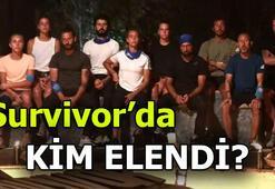 Survivor kim elendi Survivorda bu hafta hangi takımdan biri gitti
