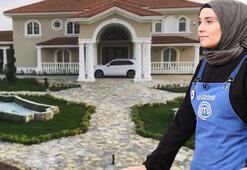 MasterChef Güzide yeni evini böyle tanıttı