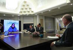 Son dakika: Cumhurbaşkanı Erdoğandan corona virüs toplantısı