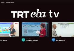 EBA TV canlı izleme linkleri EBA TV İlköğretim, Ortaokul, Lise uzaktan eğitim dersleri canlı nasıl izlenir