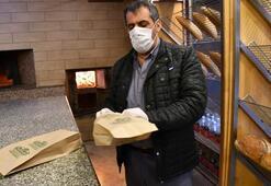 Ekmek satışlarına corona virüs düzenlemesi