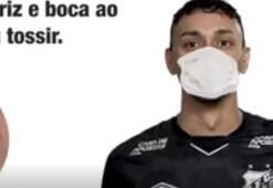 Santoslu futbolculardan örnek davranış