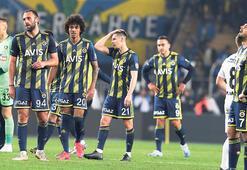 Fenerbahçede ayrılıkların bedeli ağır oldu