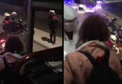 Son dakika: Sosyal medyada olay olmuştu Karantinadan kaçırılan kadın hakkında yeni gelişme