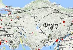 26 Mart son depremler... En son nerede ve ne zaman deprem oldu