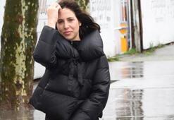 Zehra Çilingiroğlu bir saat spor yaptı