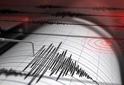 Son dakika: Vanda 4.7 büyüklüğünde deprem