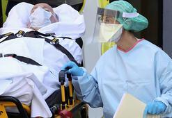 Belçikada corona virüsü vaka sayısı 6 bin 235e çıktı